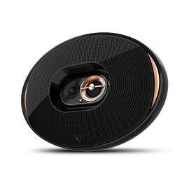 """KAPPA 93IX - Black - 6"""" x 9"""" three-way car audio multi-element speaker - Hero"""