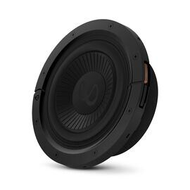 "Reference Flex Woofer 8s - Black - 8"" (200mm) adjustable depth car audio subwoofers optimized for factory location upgrades - Hero"